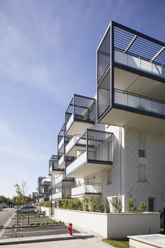 Résidence près du Phare - Photographe Architecture