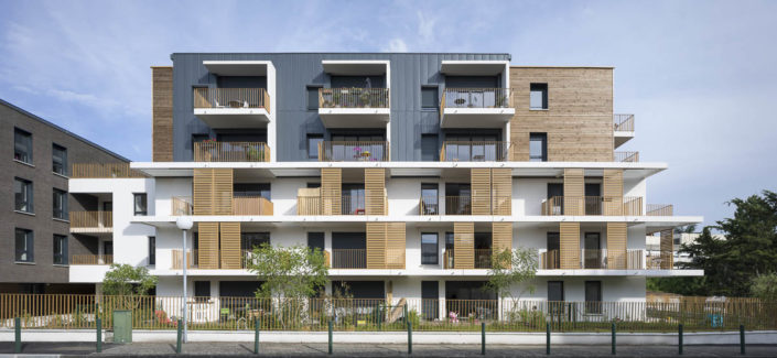 Résidence Le Patio de l'ormeau - Photographe Architecture