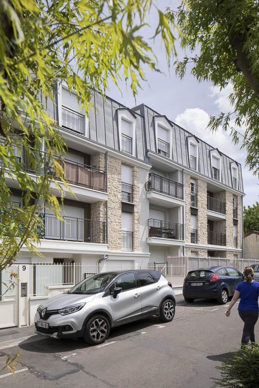 Résidence Le Villare - Photographe Architecture