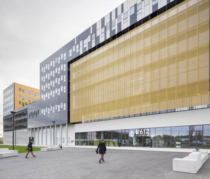 Bâtiment B612 à Toulouse - Photographe Architecture