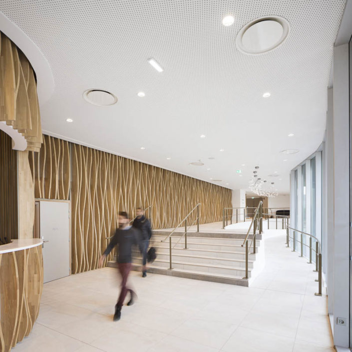Hotel NH à Toulouse-Blagnac - Photographe Architecture