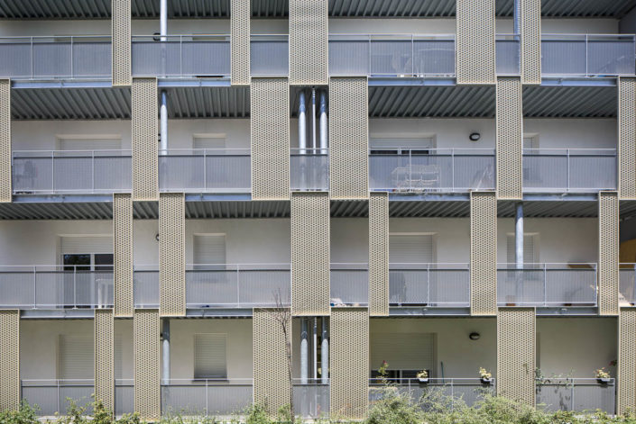 Résidence Toulouse Lautrec - Photographe Architecture