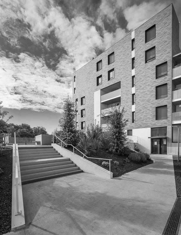 Résidence Vernon - Photographe Architecture