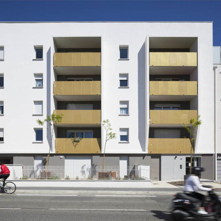 Résidence La Ménéla - Photographe Architecture