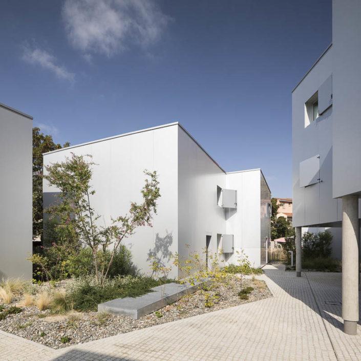 Résidence Carré d'art - Photographe Architecture