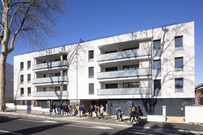 Résidence le Cezanne - Photographe Architecture