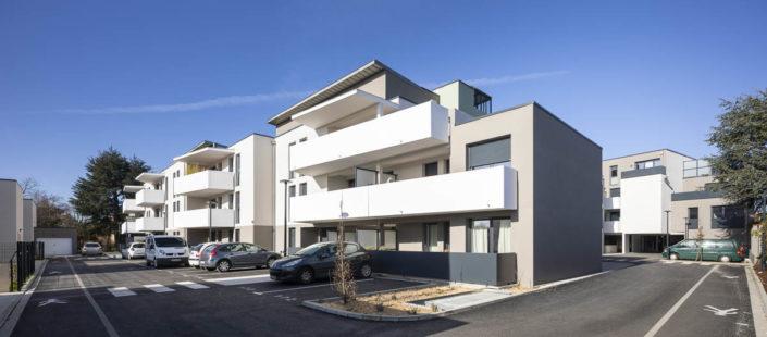 Résidence Les terrasses de Mathilde - Photographe Architecture