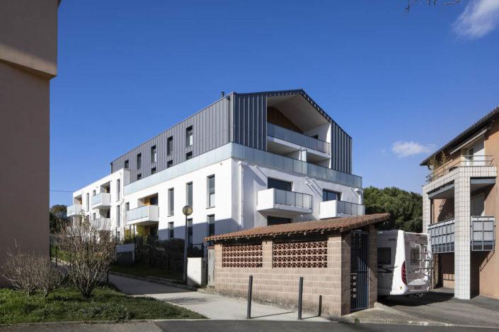 Résidence Villa Chopin - Photographe Architecture