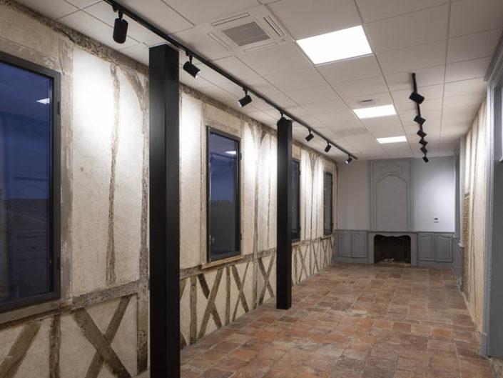 Médiathèque de Daux - Photographe Architecture