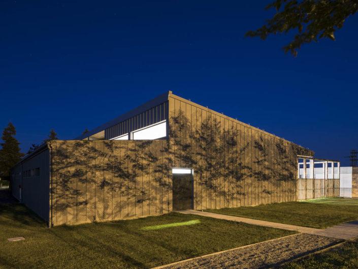 Dojo de L'Union - Photographe Architecture