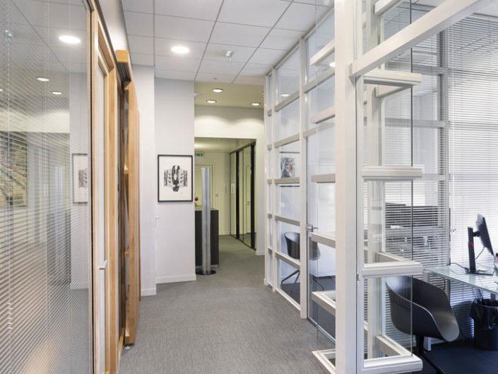 Bureaux de l'ordre des experts-comptables - Photographe Architecture