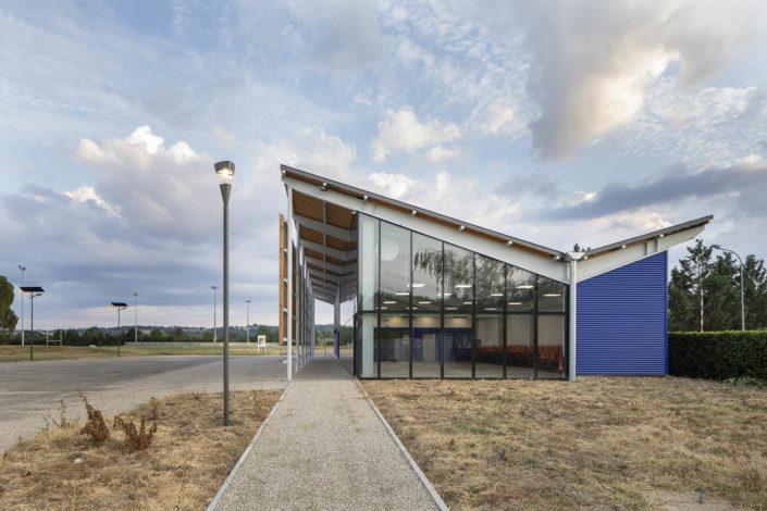 Patinodrome de Valence d'Agen - Photographe corporate