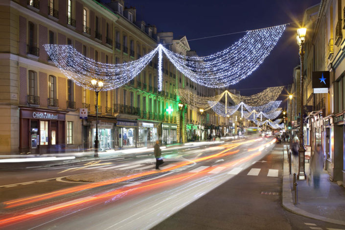 Illuminations de Noël à Versailles - Illuminations