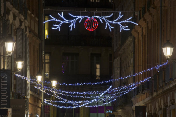 Matériel illuminations - Photographe Eclairage