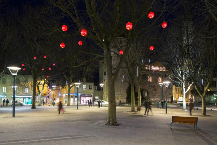 Illuminations Festive, Issoudun ( 36) -