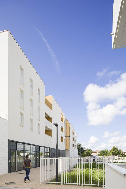 Résidence Côté Jardin - Photographe Architecture
