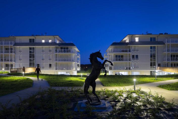 Résidence Les Cavaliers - Photographe Architecture