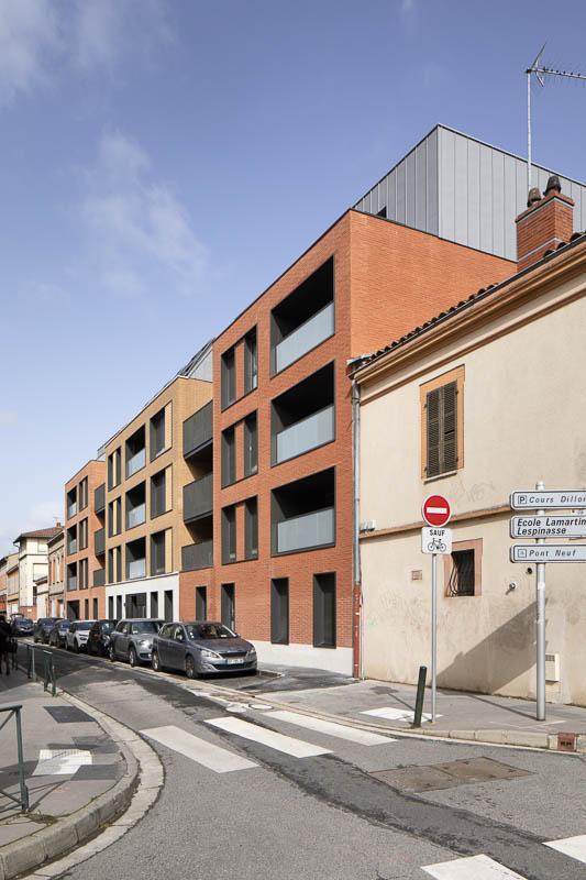 Cours Saint-Cyp - Photographe Architecture