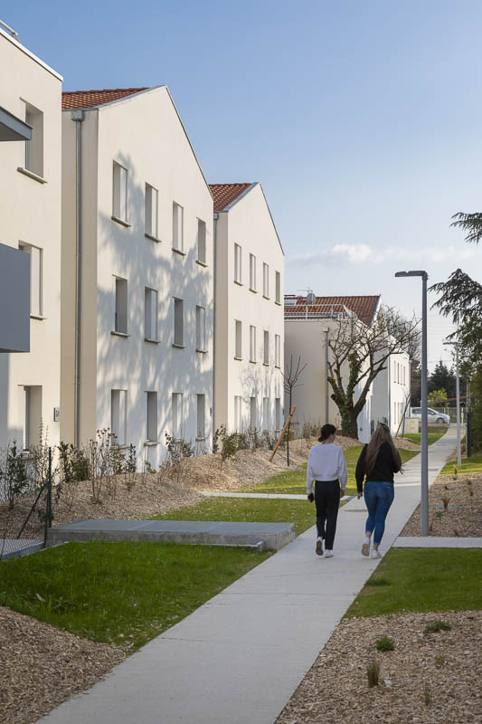 Résidence Calycé - Photographe Architecture